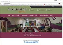 Sample website: The Warehouse Club of Dunedin